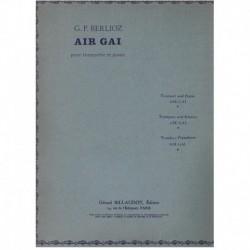 Berlioz, G.P Aria Gai (Trompeta y Piano)