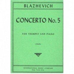 Concierto Nº5 (Trompeta y...