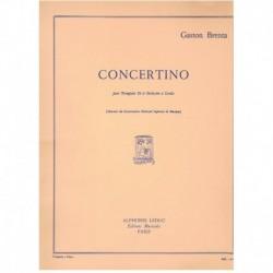 Brenta. Concertino (Trompeta y Piano)