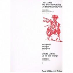 Dubuis. La Cle Des Champs (Trompeta y Piano)