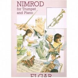Elgar, Edwar Nimrod (Trompeta y Piano)
