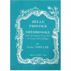 Ameller. Sherbrooke (Trompeta y Piano)