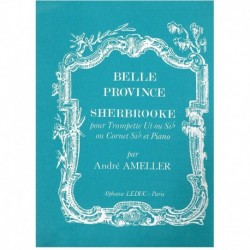 Ameller, And Sherbrooke (Trompeta y Piano)
