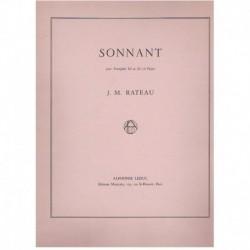 Rateau, J.M. Sonnant (Trompeta y Piano)