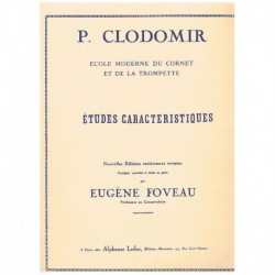 Clodomir, P. Estudios Caracteristicos (Trompeta)