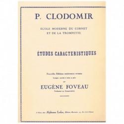 Clodomir. Estudios Caracteristicos (Trompeta)