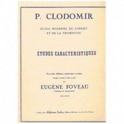 Clodomir. Estudios...