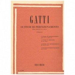 Gatti, Domen 10 Estudios de...