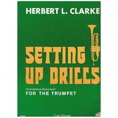 Clarke, Herb Ejercicios Calistenicos (Trompeta)