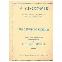 Clodomir, P. 20 Estudios de...