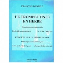 Daneels, Fra Le Trompettiste en Herbe. Ejercicios de Primer Grado (Trompeta)