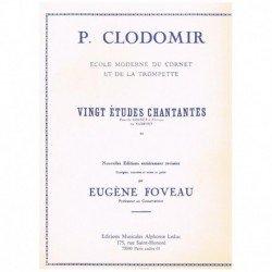 Clodomir. 20 Estudios...