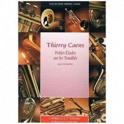 Caens, Thier Petites Etudes sur Les Tonalites (Trompeta)