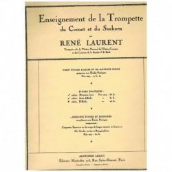 Laurent, Ren 60 Estudios y Ejercicios (Trompeta)