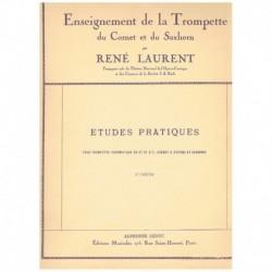 Laurent. Estudios Practicos Vol.2 (Trompeta)