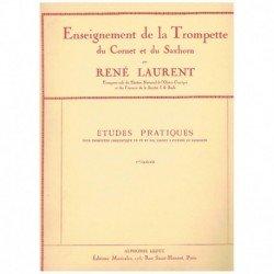Laurent, Ren Estudios Practicos Vol.1 (Trompeta)