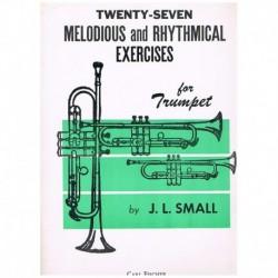 27 Ejercicios Melodicos y Ritmicos (Trompeta)