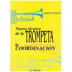 Criado. Nueva Tecnica de la Trompeta. La Coordinacion