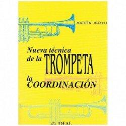 Criado, Mart Nueva Tecnica de la Trompeta. La Coordinacion
