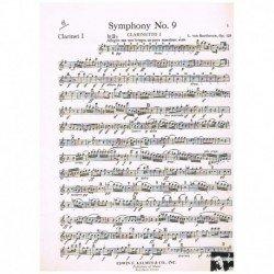Beethoven. Sinfonia Nº9 Sib...