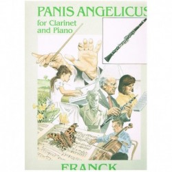 Franck. Panis Angelicus (Clarinete y Piano)