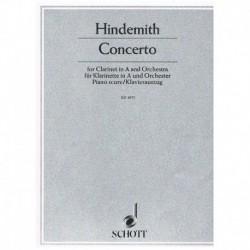 Hindemith. Concierto (1947)...