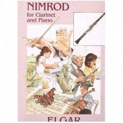 Elgar, Edwar Nimrod (Clarinete y Piano)