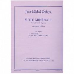 Defaye. Suite Minerale Nº1....