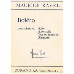 Ravel. Bolero (Clarinete y...