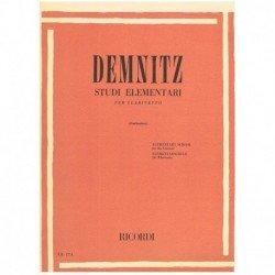 Demnitz. Estudios...