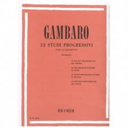 Gambaro. 22 Estudios...