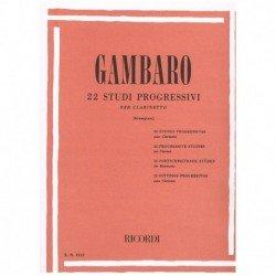 Gambaro, Gio 22 Estudios...