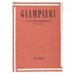 Giampieri. 12 Estudios...