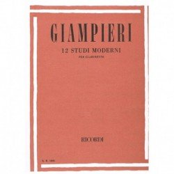 Giampieri, A 12 Estudios...