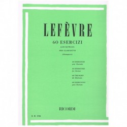 Lefevre, Xav 60 Ejercicios...
