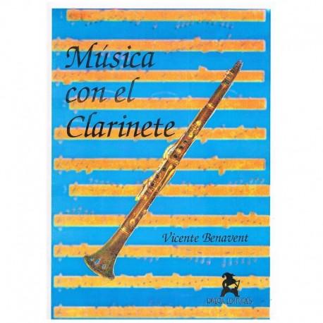 Benavent. Musica con el Clarinete. Nivel 1 y 2