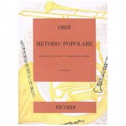 Orsi. Metodo Popular...
