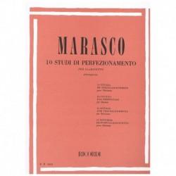 Marasco. 10 Estudios de...