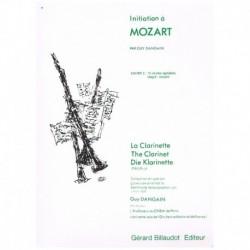 Dangain, Iniciacion a Mozart Vol.2 (Clarinete)