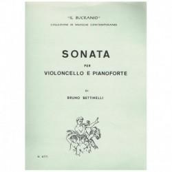 Bettinelli. Sonata (Cello y Piano)