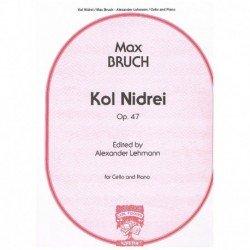 Bruch, Max Kol Nidrei Op.47...