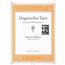 Brahms, Joha Danza Hungara...