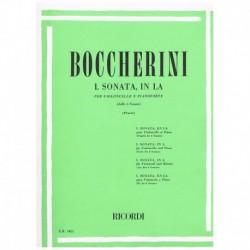 Boccherini. Sonata Nº1 La...