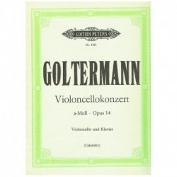Goltermann Concierto La...