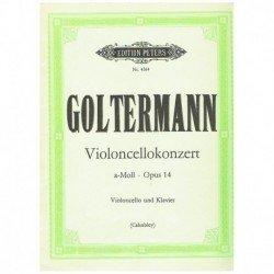 Goltermann. Concierto La...