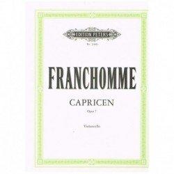 Franchomme. Caprichos Op.7...