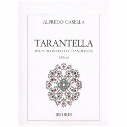 Casella. Tarantella (Cello...