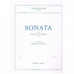 Fiore. Sonata (1701) (Cello...