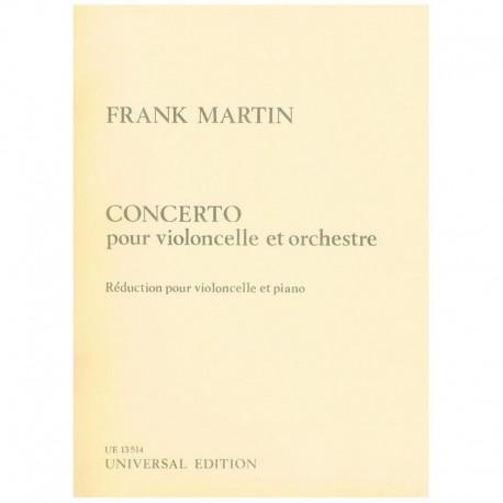 Martin, Fran Concierto (Cello y Piano)