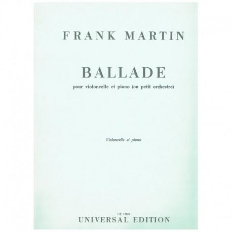 Martin, Fran Balada (Cello y Piano)